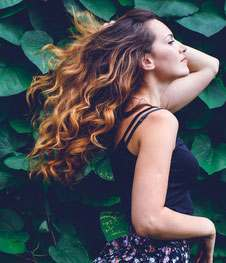 Boho Beach Waves or Ultra Glam Curls - The Choice is Yours