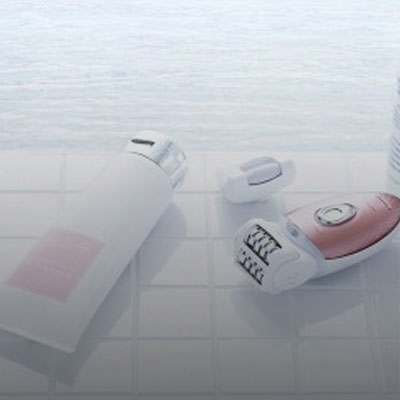 Panasonic Wet & Dry 6 in 1 Epilator