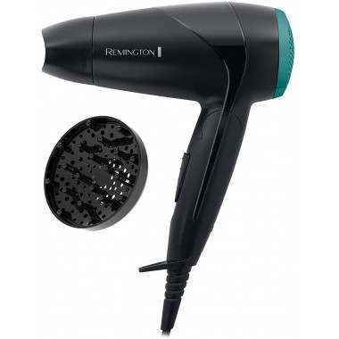 Remington D1500 On The Go 2000 Watts Compact Hair Dryer