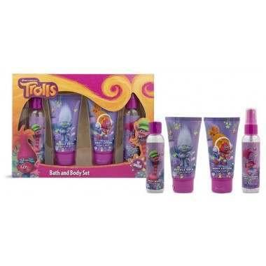 Trolls GSKITR0014 Bath & Body Gift Set