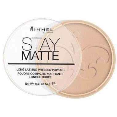 Rimmel COSRIM046 Sta Matte Silky Beige 5 Powder Foundation