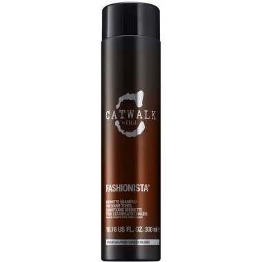 TIGI TOTIG159 Catwalk Fashionista Brunette 300ml Shampoo