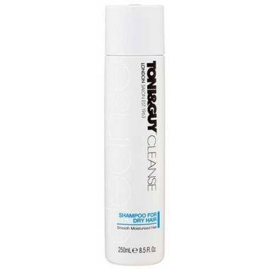 TONI&GUY TOTON127 Cleanse For Dry Hair Shampoo