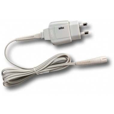 Braun 67030606 White (IPX4 Rating) Power Lead