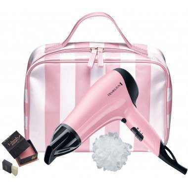 Remington D3110GP Get the Look Natural Beauty Gift Set with 2000 Watt Hair Dryer