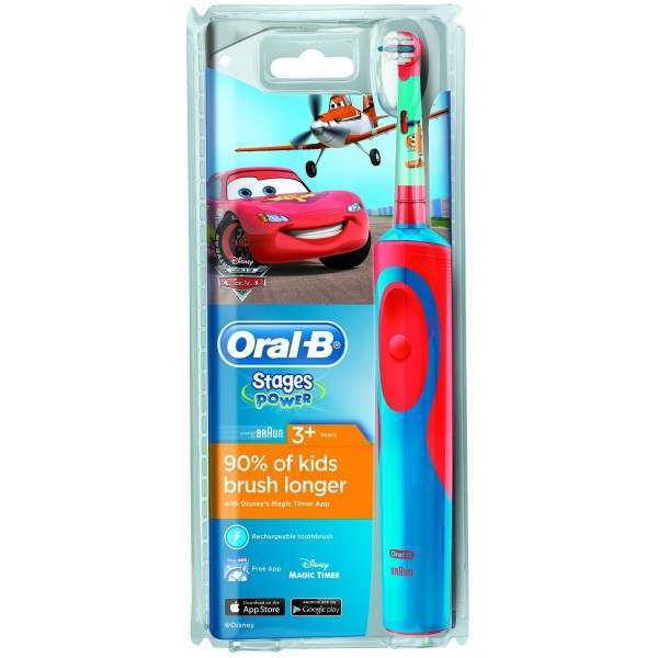Oral-B D12.513 Vitality Power Planes & Cars Electric