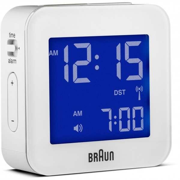 Braun Travel Alarm Clock Review
