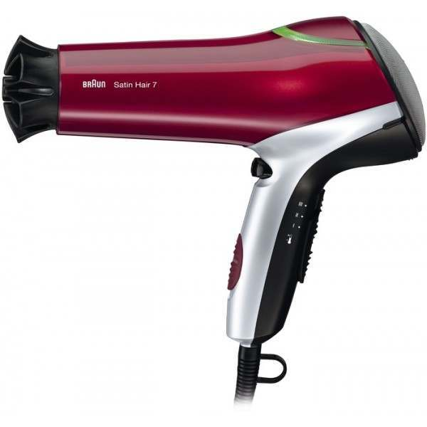 braun hd770 satin hair 7 colour hair dryer. Black Bedroom Furniture Sets. Home Design Ideas