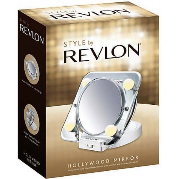 Revlon Rev9415 Lighted Make Up Hollywood Mirror