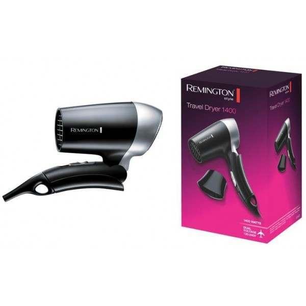 Remington D2400 1400 Watt Travel Hair Dryer e22ea309f110