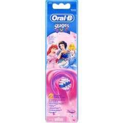 Oral-B EB10-2  Princess 2 Pack Toothbrush Heads