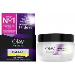 Olay 81488982 Anti-Wrinkle Firm & Lift Day Cream