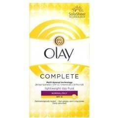 Olay 81506783 Complete Care Lightweight Day Fluid Moisturiser