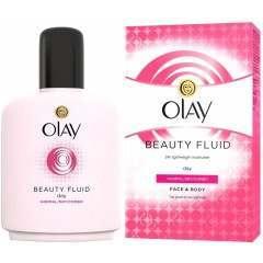 Olay 81507176 Beauty Fluid 100ml Moisturiser