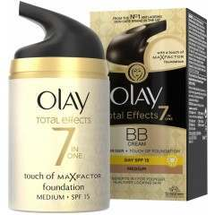 Olay 81500630 Total Effects 7 BB Medium Moisturiser