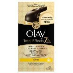 Olay 81665973 Total Effects 7 Touch of Sunshine Moisturiser
