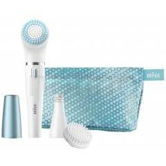 Braun 832e Cleansing Brush + Mini Epilator