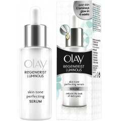 Olay 81486184 Regenerist Luminous Skin Tone Perfecting Serum