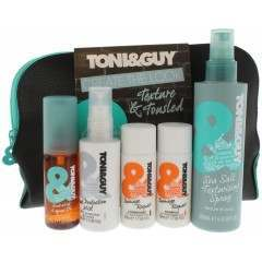 TONI&GUY GSTOTON005 Create The Look 6 Piece Gift Set
