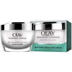 Olay 81633638 Regenerist Luminous Skin Tone Perfecting Cream