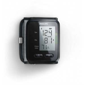 Philips DL8765/15 Wrist (with bluetooth) Blood Pressure Monitor