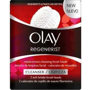 Olay 81402693 Regenerist Replacement 2 Pack Cleansing Brush Pack
