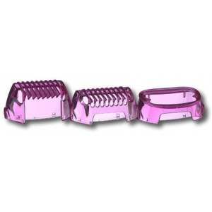 Braun 3 Attachment Comb Set