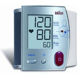 Braun BP1700 VitalScan Blood Pressure Monitor