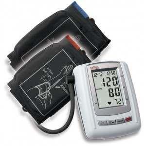 Braun BP4020 ExactFit Upper Arm Blood Pressure Monitor